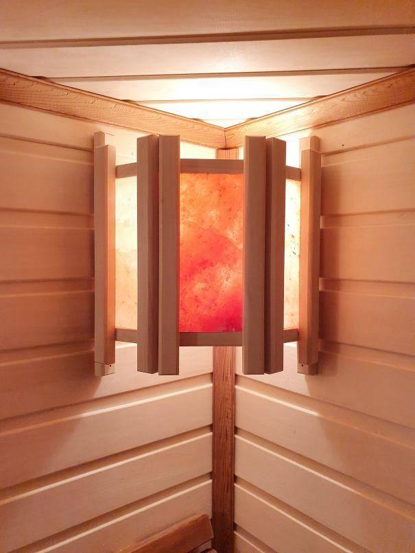 Соляная сауна – польза от посещения, устройство и внутренняя отделка
