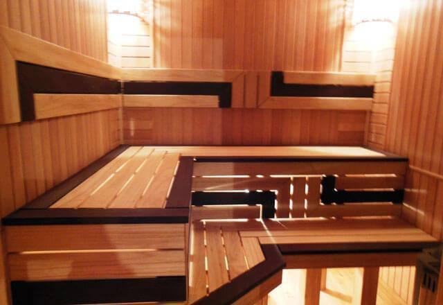 Абаш для бани: особенности применения древесины