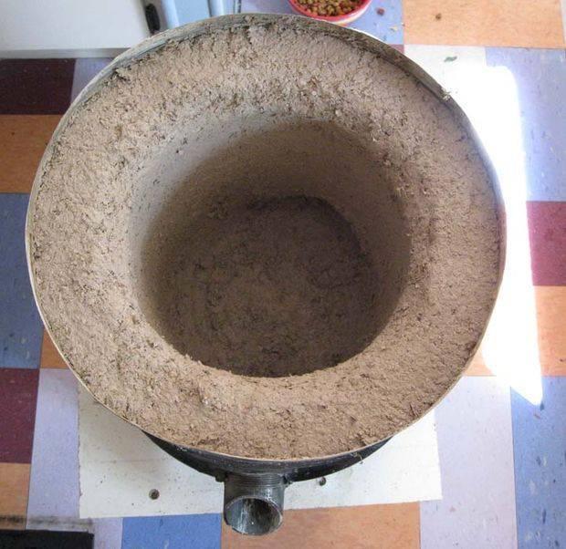 Как сделать самодельную плавильную печь для литья металла