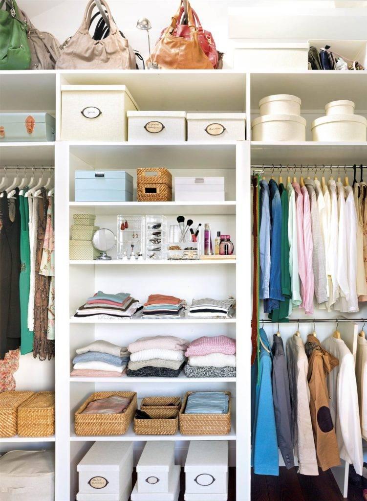 46 идей хранения вещей (полезно для всех)
