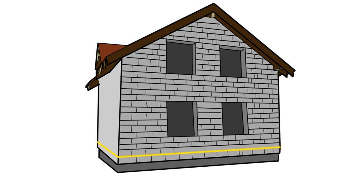 Как построить баню из газосиликатных блоков?