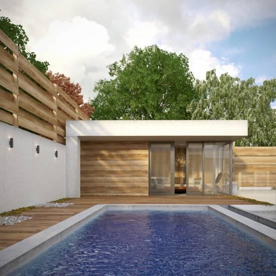 Дома в стиле хай-тек (61 фото): передовые технологии, архитектура и наука