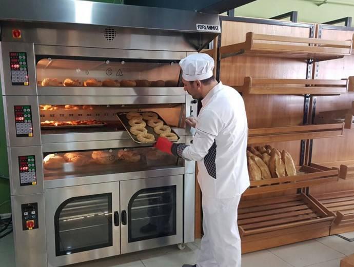 Как открыть пекарню. популярные форматы