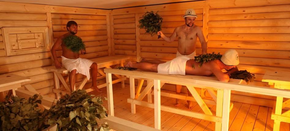Правила посещения бани