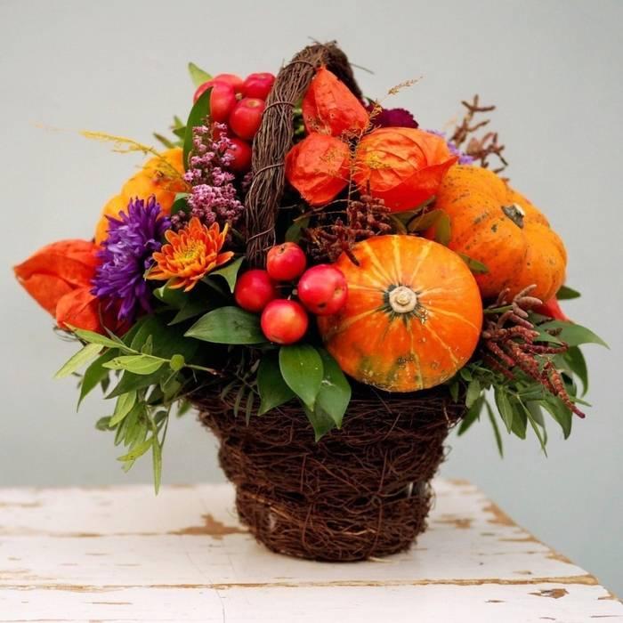 Поделки на тему осень своими руками   70 фото