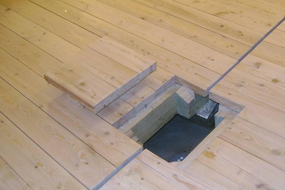 Устройство бетонного пола бани: на деревянный,стяжка под плитку, лаги. как сделать со сливом, гидроизоляция. утепление