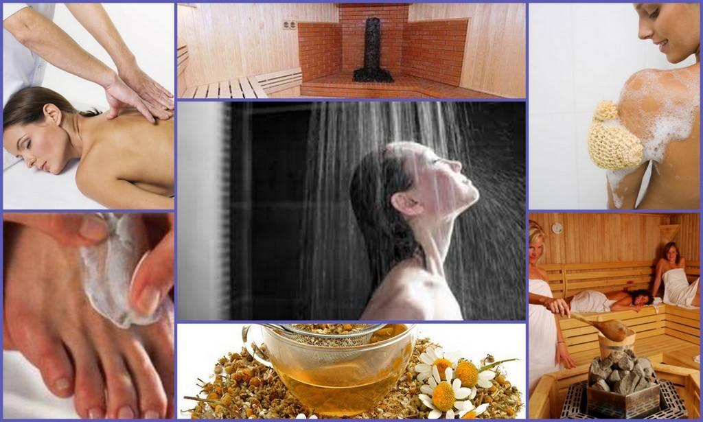 Можно ли идти в баню после гриппа или болезни: польза и вред