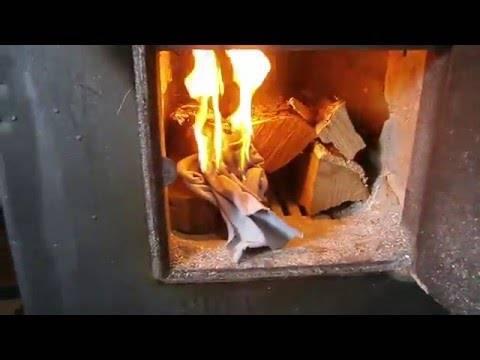 Как топить баню