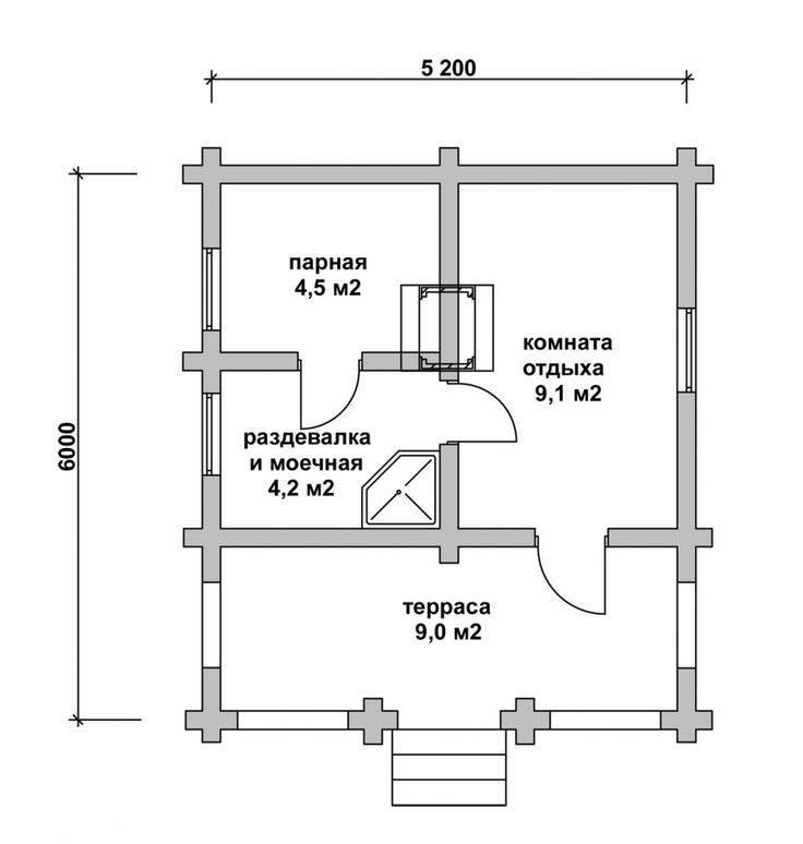 Баня из кирпича - плюсы и минусы материала и какая баня лучше - деревянная или кирпичная