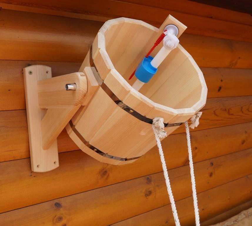 Как называется деревянное ведро. как сделать функциональное обливное устройство для бани: народные секреты и технологии