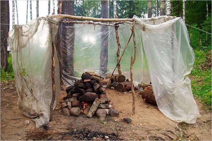 Печь для походной бани: мобильной, как изготовить своими руками
