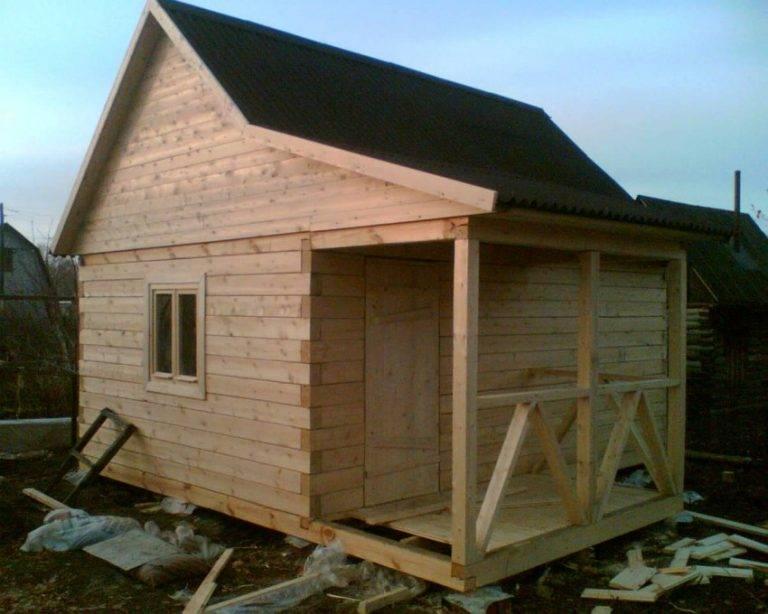 Баня на даче своими руками: проект, фото, инструкция по строительству