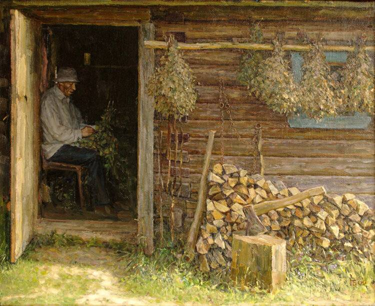 Картины русских художников о природе: поэзия родной земли