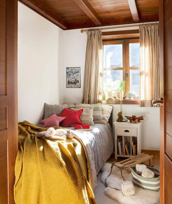 Примеры дизайна маленьких комнат (20 идей)