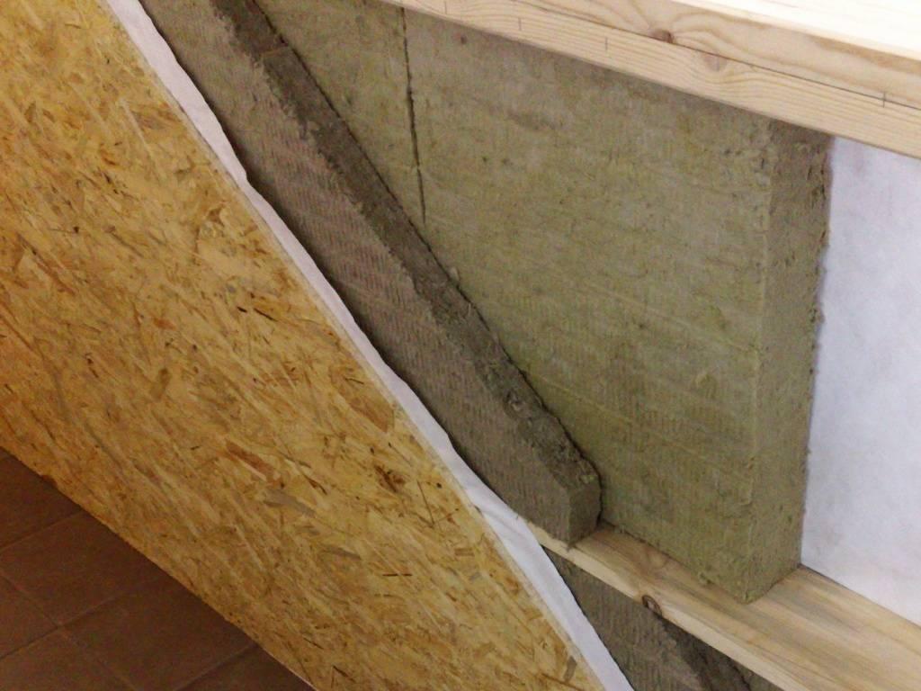 Как сделать утепление стен каркасной бани своими руками?