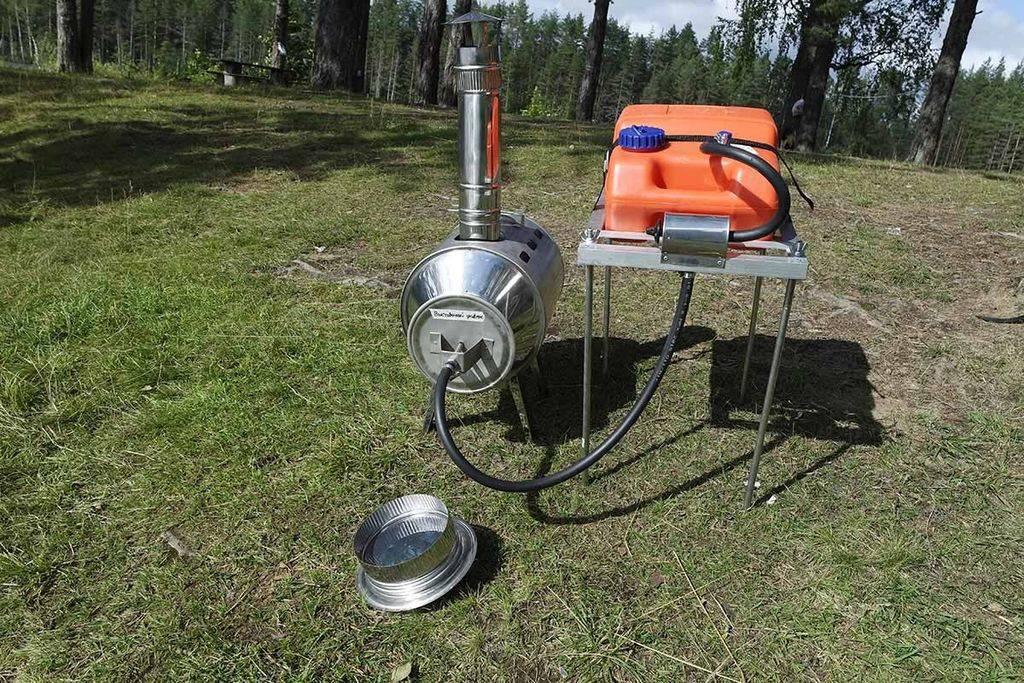 Печь для бани своими руками из газового баллона: пошаговая инструкция