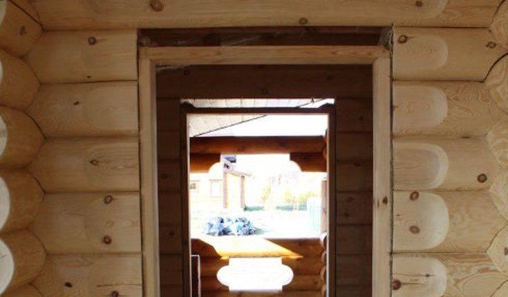 Дверь в баню своими руками - пошаговая инструкция как сделать самому
