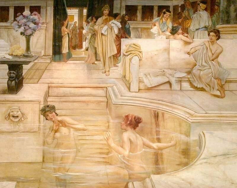 Римские бани термы