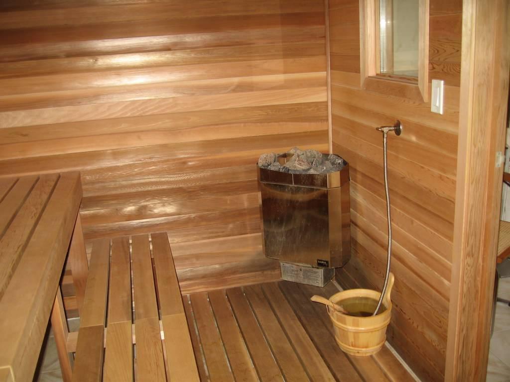 Пошаговая отделка парилки в бане своими руками   строимдом
