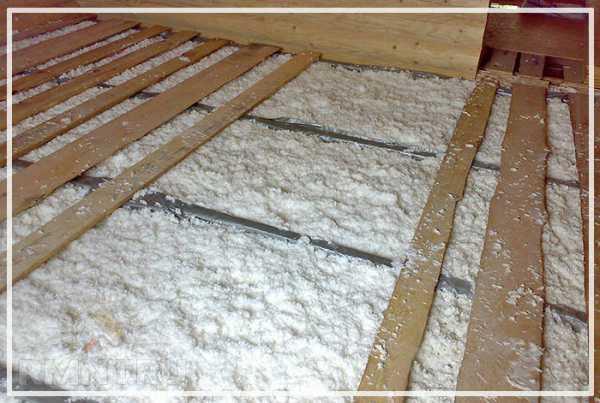 Почему в бане холодные деревянные полы, как можно провести утепление