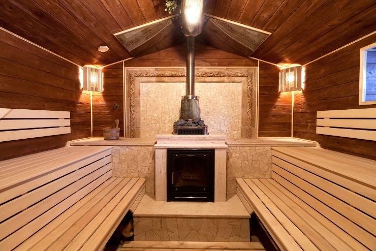 Как построить русскую баню своими руками - строим баню или сауну
