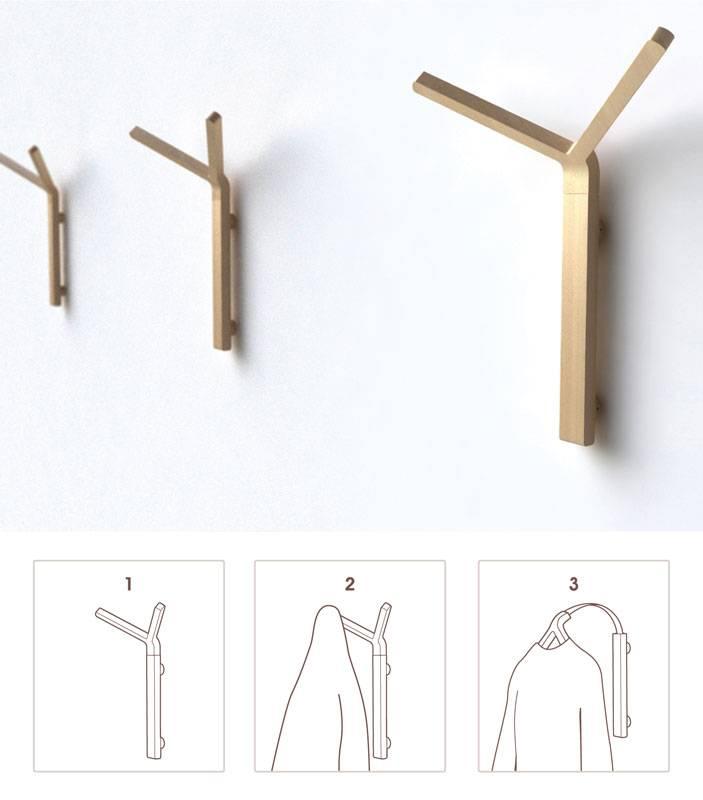 Вешалка своими руками – советы, инструкции, 115 фото и мастер-класс по созданию стильных моделей