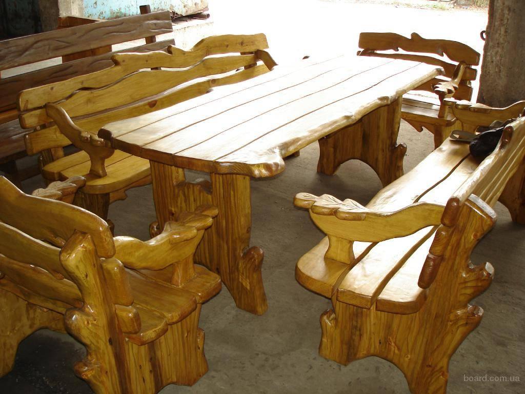 Гордость мастера: мебель для бани своими руками
