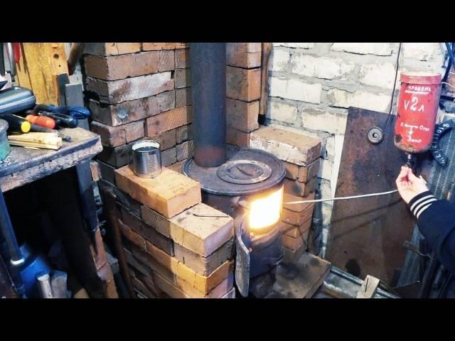 Как повысить кпд дровяной печи: наш и зарубежный опыт