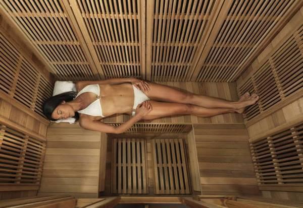 Польза и вред инфракрасной сауны: как часто можно посещать