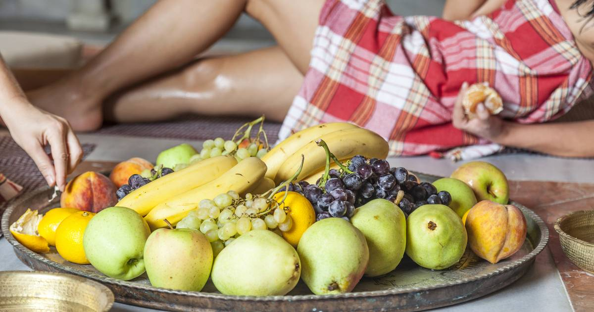 Закуски в баню — что можно есть до и после процедур