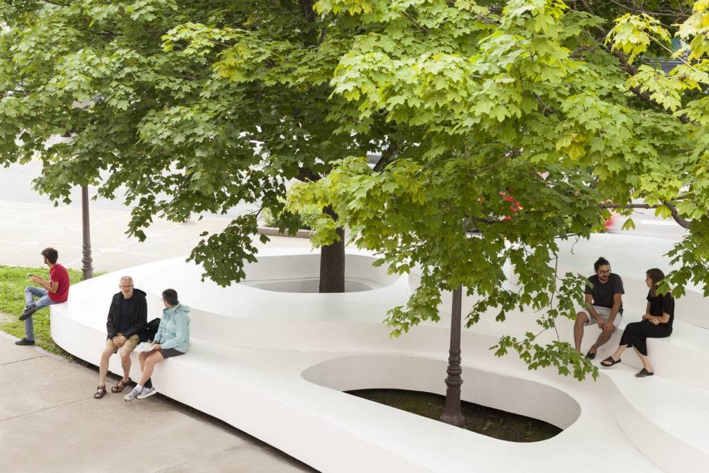 Ландшафтный дизайн парка: проверенные идеи и новые тенденции