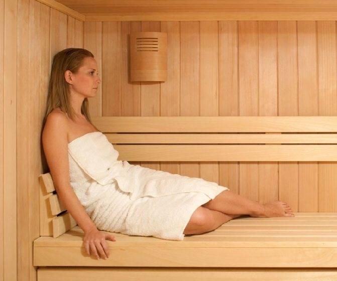 Можно ли ходить в баню при простуде, гриппе или орви