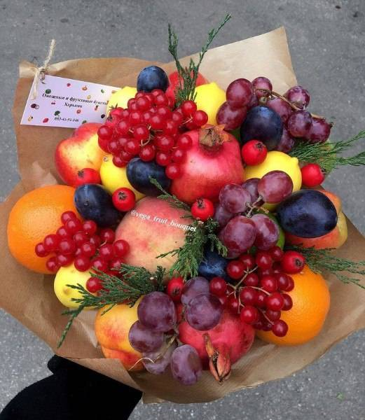 Осенний букет своими руками: композиции на фото