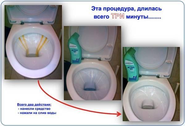 Рекомендации от профессионалов: как убрать ржавчину в унитазе