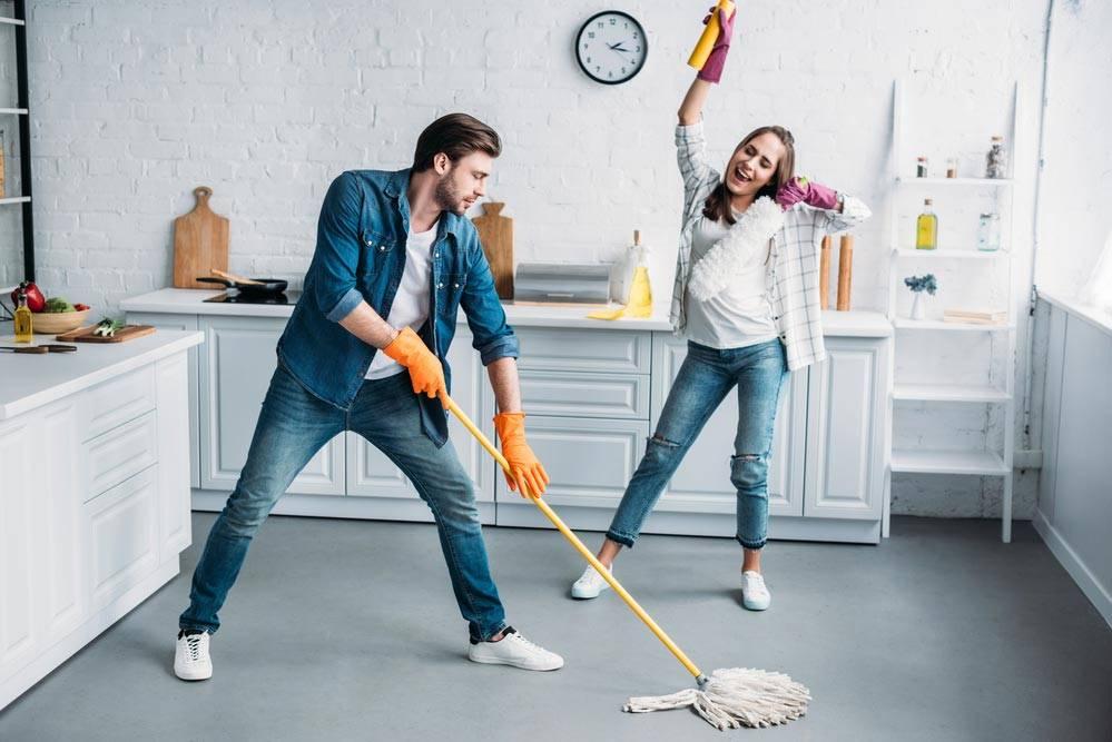 Как сделать уборку за 10 минут до прихода гостей — новости/женский – усинск-городские новости