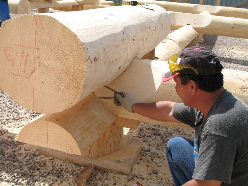 Сруб бани своими руками из бревна: технология строительства, фото, видео