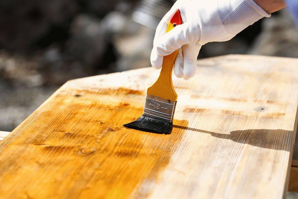 Меловая краска для дерева своими руками