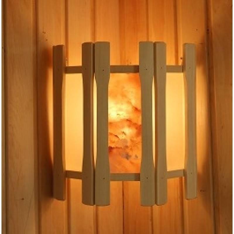 Абажур для бани (40 фото): плафоны из гималайской соли и угловые модели, как выбрать и установить освещение в парилку