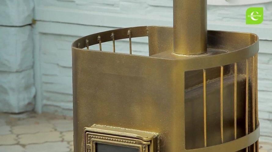 Чем покрасить печь в бане - самстрой - строительство, дизайн, архитектура.