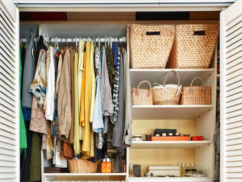 Системы хранения вещей: 75 фото-идей для порядка в маленькой квартире