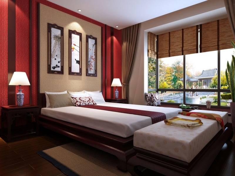 Спальня по фэн-шуй (139 фото): правила оформления стен картинами, цвета и расположение мебели, идеи дизайна, можно ли держать орхидею