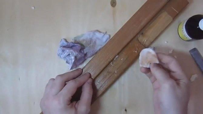 Как быстро оттереть монтажную пену с кожи рук