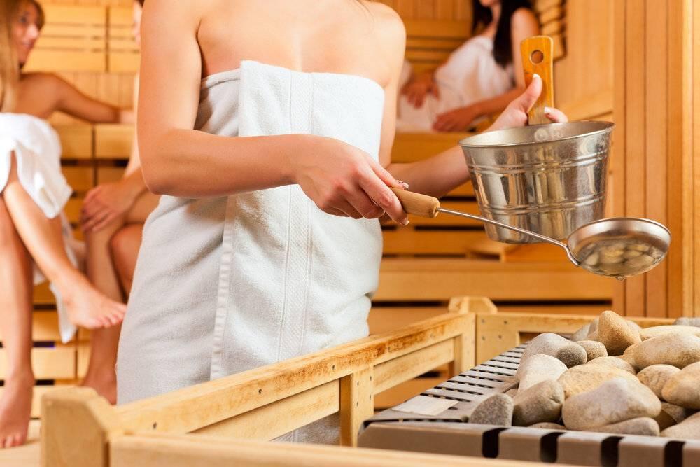 Чем полезна баня для женщин - строим баню или сауну