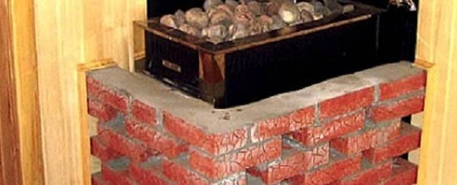 Как правильно сделать кирпичный дымоход для газового котла