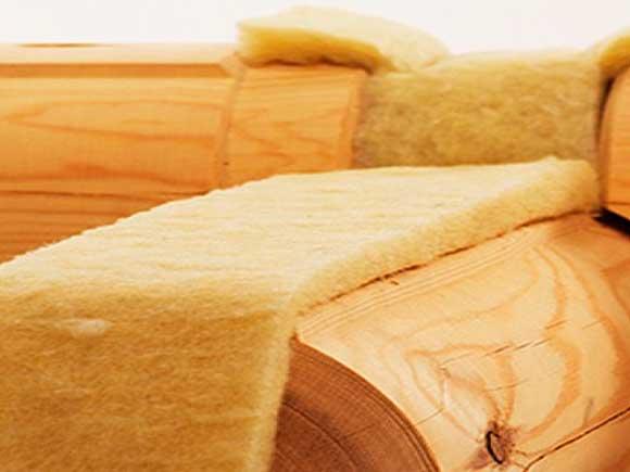Межвенцовый утеплитель для бани: какой выбрать, как утеплить правильно баню из бруса своими руками