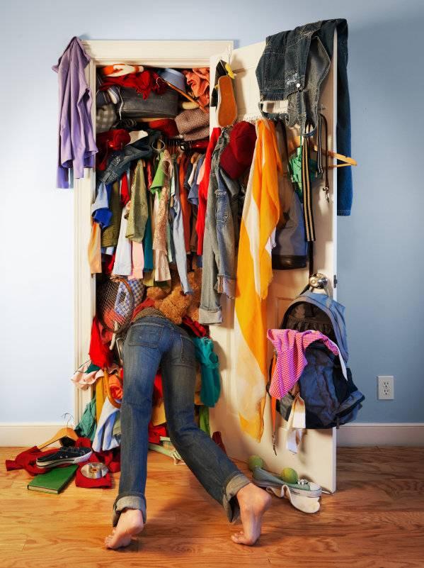 Как избавиться от ненужных вещей в квартире без сожаления