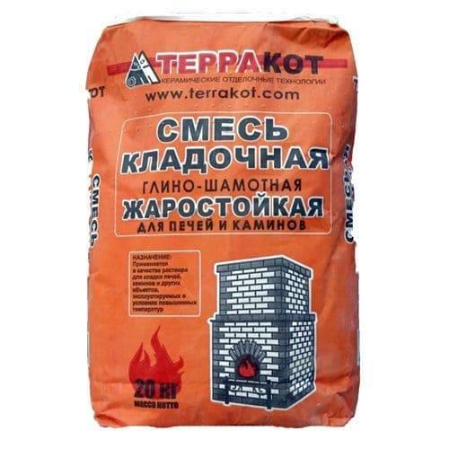 Шамотная огнеупорная глина: что это такое, свойства материала и инструкция по применению