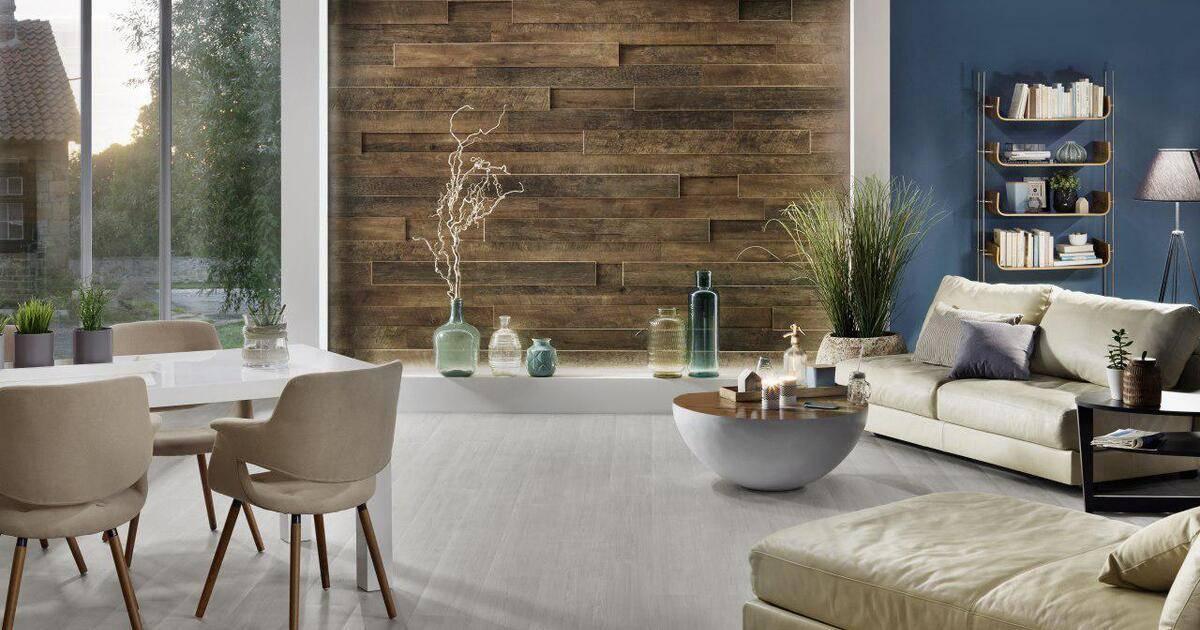 Как удачно сочетать деревянные покрытия в интерьере: советы дизайнеров