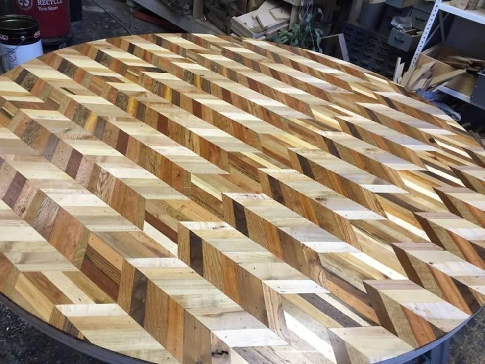 Столешница из мозаики: что можно сделать своими руками, мозаичный стол и раковина на кухне, марокканская облицовка