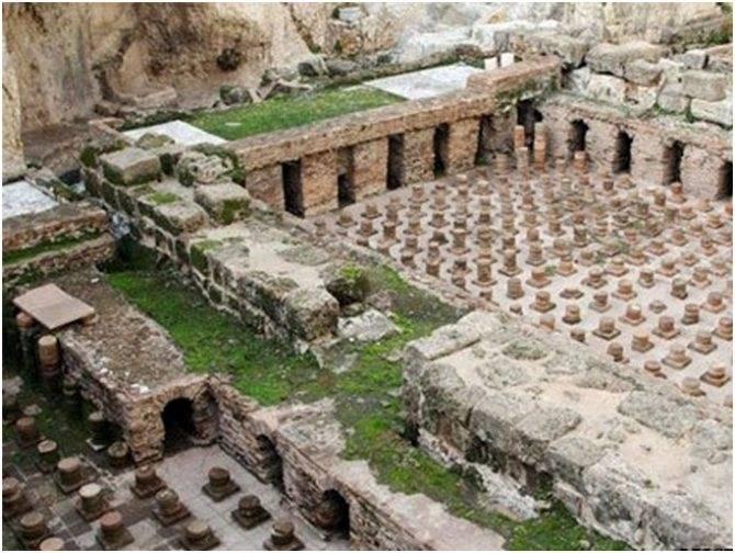 Мебель древнего рима: характерные черты интерьера - статья с фотографиями